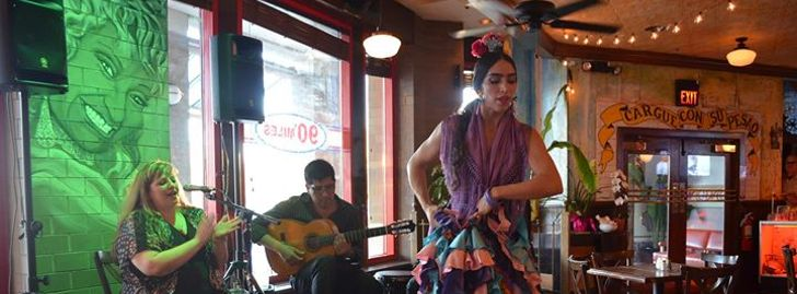 Live Flamenco & Paella Nights