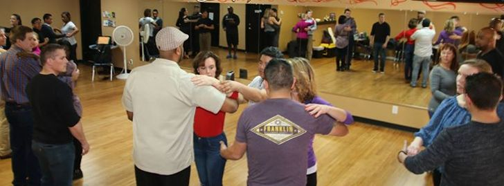 3hr Salsa Boot Camp + Salsa Party Feb 17, 2018