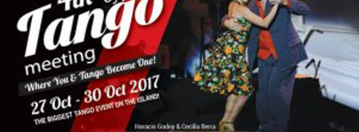 5th Cyprus Tango Meeting