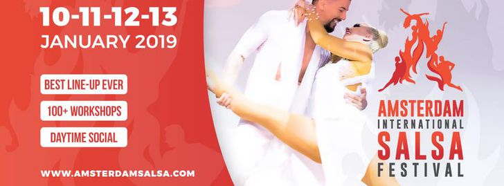 7th Amsterdam Int. Salsa Festival - Official event