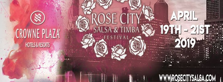 9TH ANNUAL ROSE CITY SALSA & TIMBA FESTIVAL