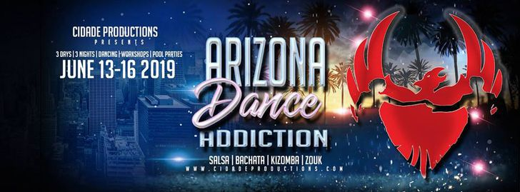 3rd annual Arizona Dance Addiction
