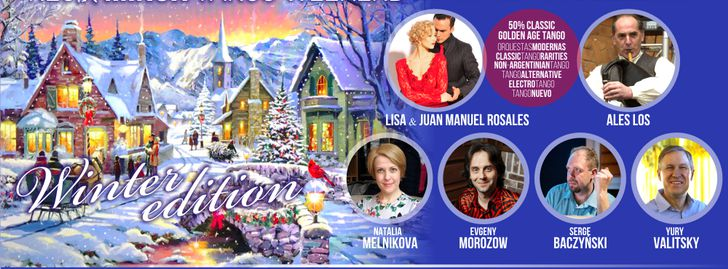 NeoMINSK Tango Weekend (Winter edition)
