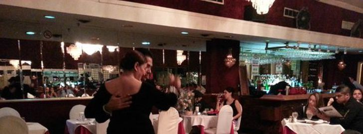 Live Music and Tango Show Saturdays @ Buenos Aires Tango Bar & Grill
