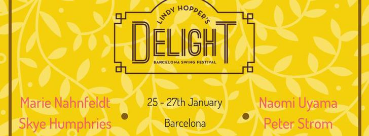 Lindy Hopper's Delight Barcelona swing Festival
