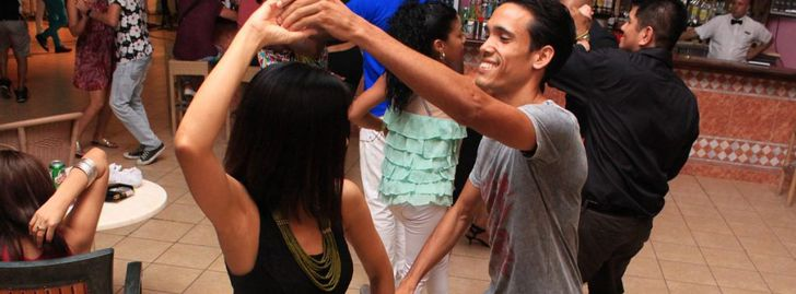 Cuban Salsa Lessons Wednesdays in SF - Dance Mission Theater‎