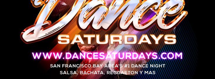 Dance Saturdays Salsa and Bachata - Space 550