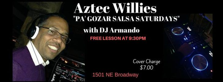 Pa Gozar Salsa Saturdays