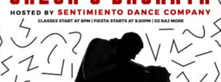 Salsa y Bachata Night - Sangria Patio Bar