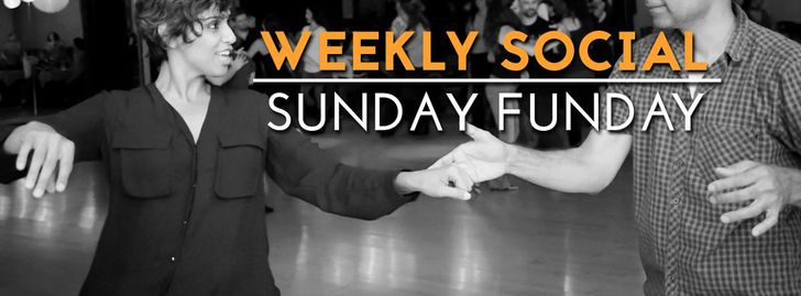 Sunday Funday with Salsa - Weekly Social