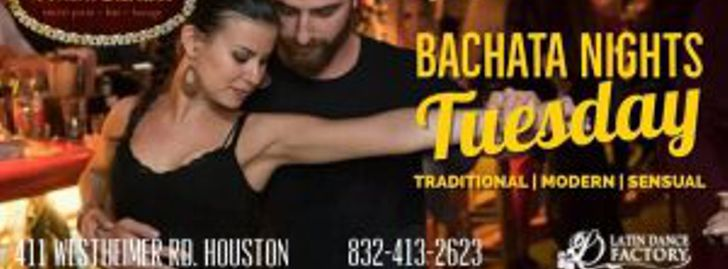 Bachata Tuesday - Avant Garden