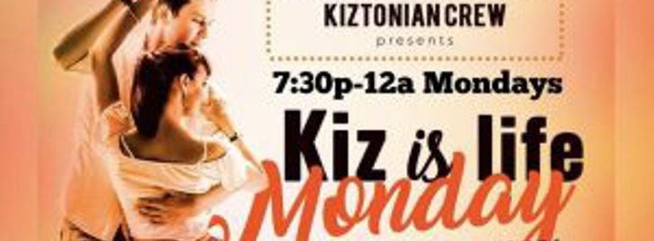 Kizomba Monday Social - Sterling House
