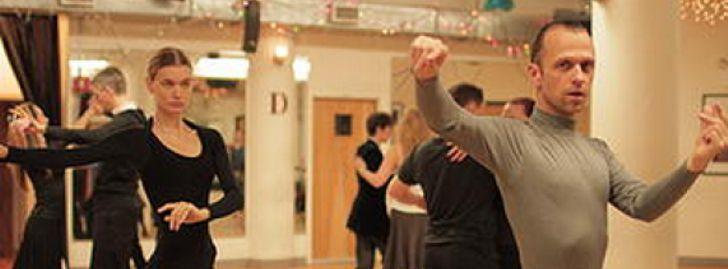 Salsa Academy Level 1 & 2 with Nelson Flores - Stepping Out Studios