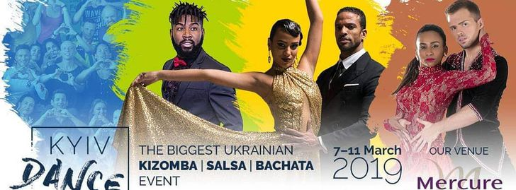 KDF International Kizomba Salsa Bachata 2019