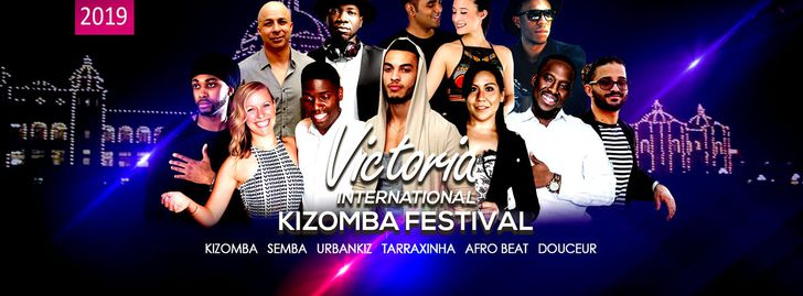 Victoria International Kizomba Festival 2019