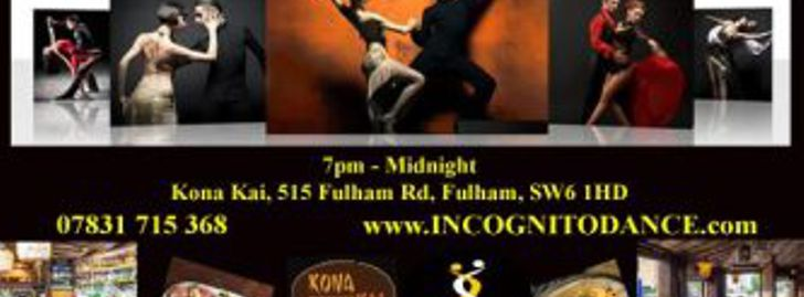 Sunday Monthly at Fulham Salsa & Bachata Club