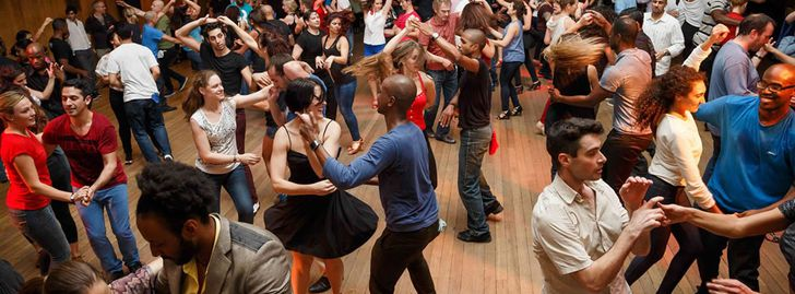 Thursday Salsa Socials in London with Pexava