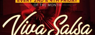 VIVA Salsa Fridays at Colony 274 with Live Salsa Bands