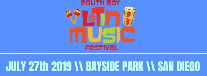 4th Annual South Bay Latin Music Festival