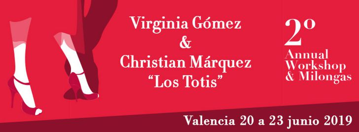 2º Annual Workshops & Milongas - Valtango