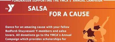 Salsa For a Cause: Fundraiser Supporting the YMCA's Annual Campaign
