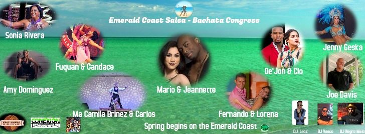Emerald Coast Salsa - Bachata Congress