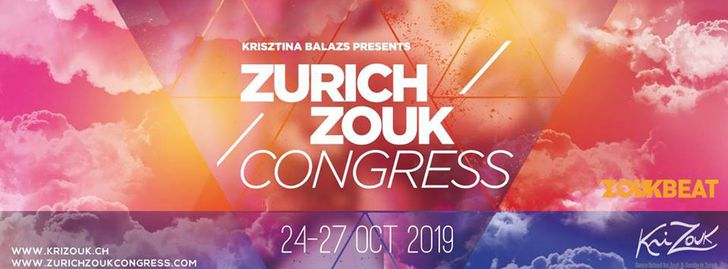 7th Zurich Zouk Congress & Samba Festival