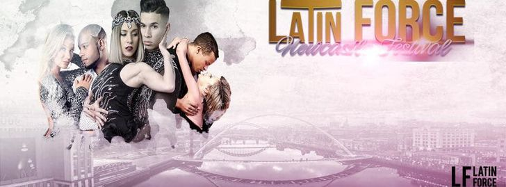 Latin Force Newcastle Festival