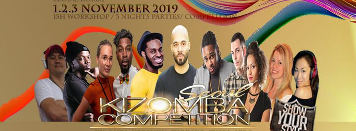 Seoul Kizomba Competition 2019