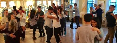 ARGENTINE TANGO LUNCH TIME CLASS