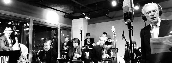 Alan Gresik Swing Shift Orchestra at Green Mill Lounge