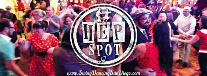The Hep Spot Swing Dance (Live Music)