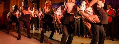 Hips Don't Lie (Salsa Dance Lesson Fundraising Event)