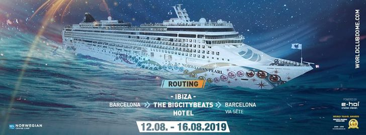 BigCityBeats WORLD CLUB DOME Cruise Edition 2019