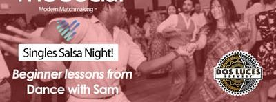 Singles Salsa Night & Mixer!