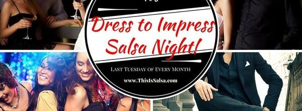 Elegant Dress Up and Claim Your Belt! Last Tuesday of Every Month!!