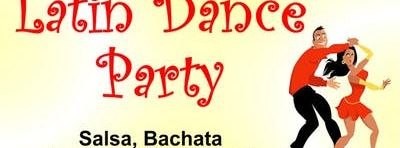 Latin Dance Party (with free lesson)- Salsa, Bachata, Cumbia and Merengue