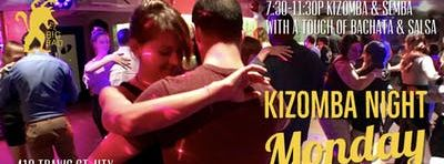 Free Kizomba Monday Afro-Latin Social @ El Big Bad 07/15