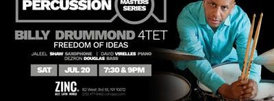 Percussion Masters Series: Billy Drummond