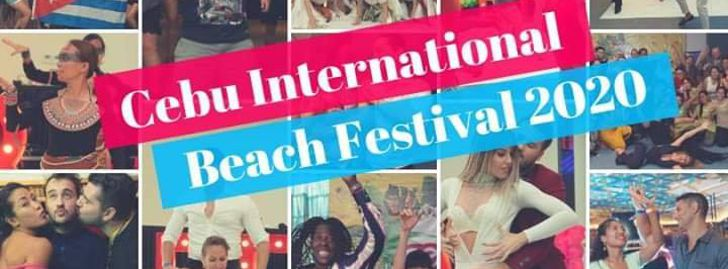 Cebu International Beach Festival 2020