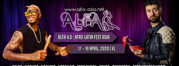 Alfa 4.0: Afro-ᒪatin ᖴest Asia 2020