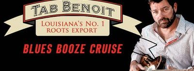 Tab Benoit Booze Cruise with a Blues Legend