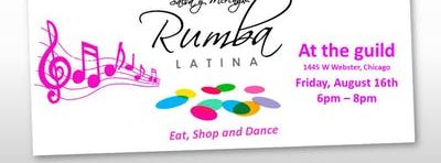 Rumba Latina at The Guild