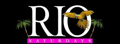 "Official Launch Party ""Rio Saturdays"" @ Splash Lounge"