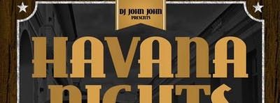 Havana Nights at 33 Lafayette with Live Salsa Band & DJ John John