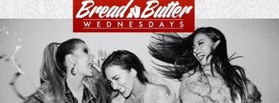 BREAD & BUTTER Wednesdays @ Le Souk