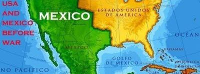 When Texas was Mexico:  Who's invading Whom?
