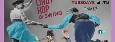 Harlem's Lindy Hop and Swing Dance Class - FREE for Youth! ALL are Welcome