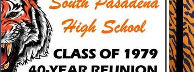 South Pasadena High School 40th Reunion