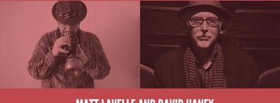 Live at Michiko Presents: Matt Lavelle and David Haney